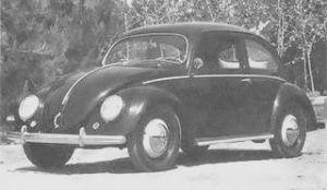 1952 Volkswagen Type 113