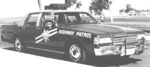 1990 Chevrolet 9C1 Police Special Caprice