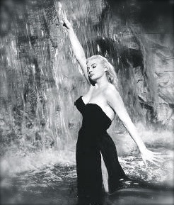 anita ekberg and wikipedia