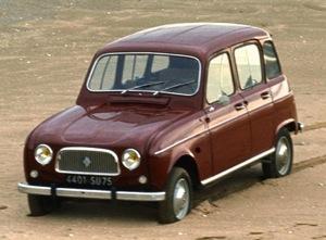 Renault 4 1961-1994