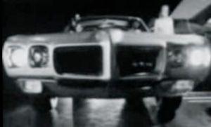 1970 GTO with Option W-73