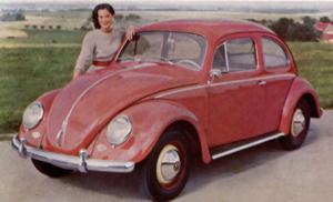 Volkswagen 1938-2003