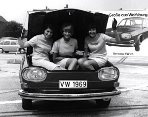 VW 411/412, 1968-1974