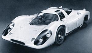 Porsche 917, 1969-1975