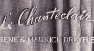 Le Chanteclair