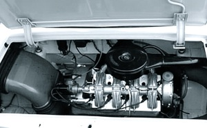 NSU 1000 Engine