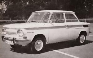 1967 NSU 1000