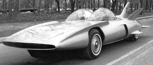 1958 GM Firebird III