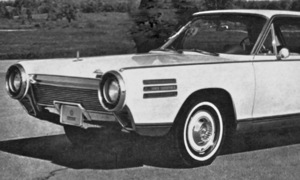 Chrysler Turbine Car Prototype
