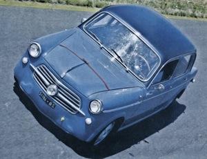 Fiat 1100 TV Competizione