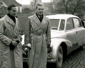 Jiří Hanzelka and Miroslav Zikmund