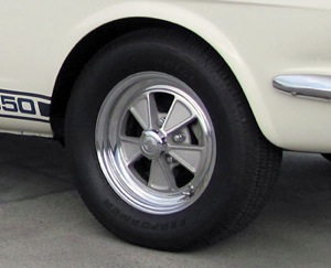1965 Ford Mustang G.T. 350