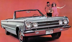 1967 Plymouth Satellite