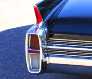 Clear Tail Lamps: The Height of Automotive Fashion… Fifty ...