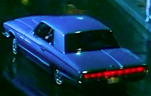 "1966 Thunderbird Hardtop in ""That Was Then… This Is Now"" 1985"