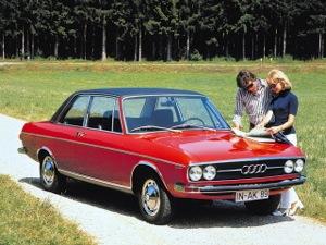 Audi 100CL