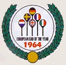 The first European Car of the Year award