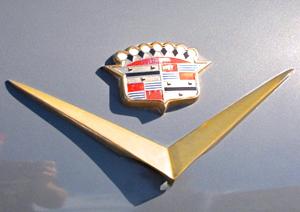 1952 Cadillac Coupe de Ville. Murray Hubbard photo