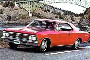 1966 Chevrolet Super Sport 396