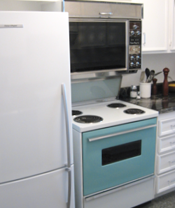 Jet Age Design The Tappan Fabulous 400 And Frigidaire