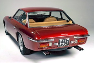 Lamborghini Islero S. The most expensive ticket to Corvair Line ownership.